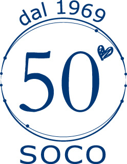 logo Soco 50 anni